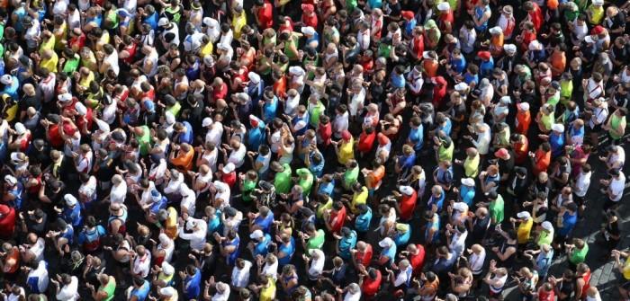 VW maraton Praha